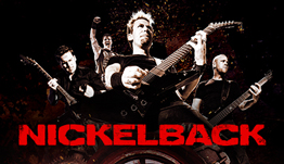 Nickelback with Daughtry