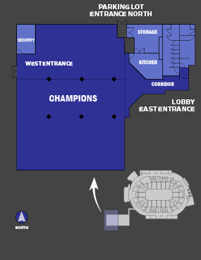 Champions Meeting Rooms