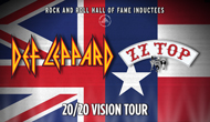 Def Leppard with ZZ Top